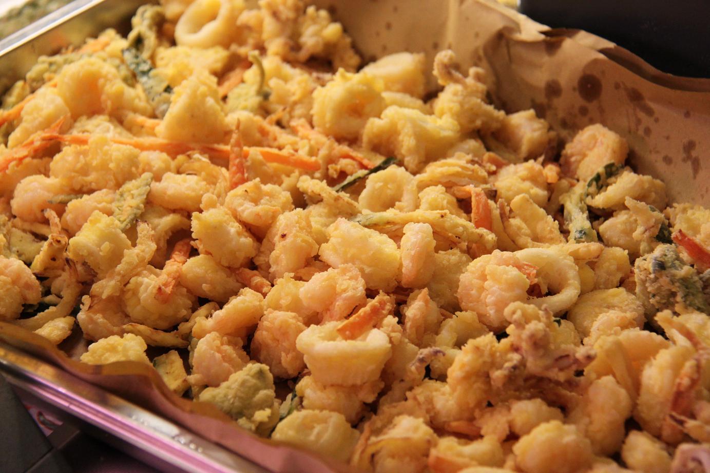 Fritto Misto Amalfitano Recipes — Dishmaps